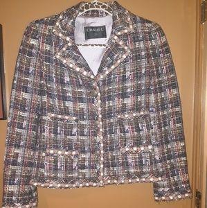 Chanel Blazer Jacket